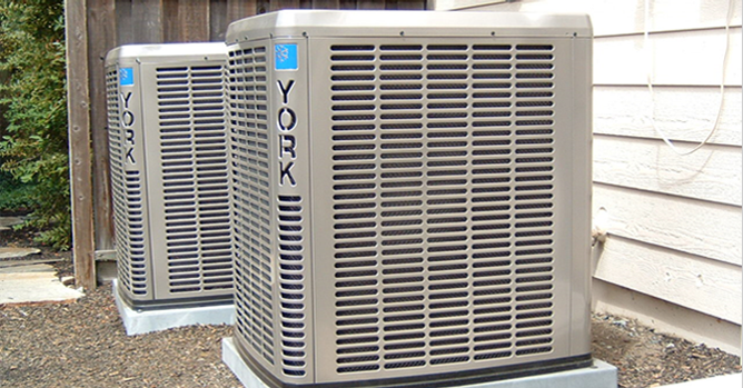 Residential Condensing AC Units